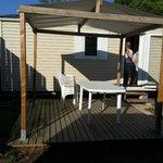 l'entretien de la terrasse