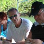 Planning our next tour with Mr Eric Sinnaya'sTteam at Morahols Travel