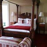 Yeats Room @ Ballyseede Castle
