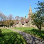 Edale church