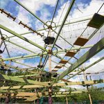 Sky Trail High Ropes Course