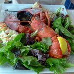 Whole Lobster Dinner