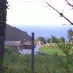 Vistas desde nuestro bungalow