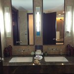 His and Hers bathroom mirrors