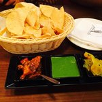 Papads and dips