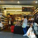 An International Shop