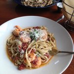 Scallop & Shrimp Linguine