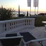 Corner room balcony, Hotel Villa Belrose