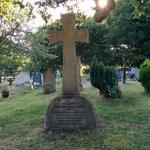 Grave of Sir Arthur Conan Doyle
