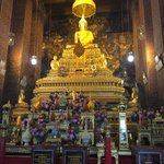 the principal buddha