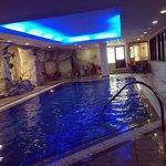 Interior swimming pool.. Great