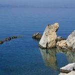Kampos Komiakis Bay (Agios Mamas)