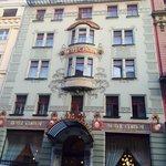 Hotel K & K in Prague