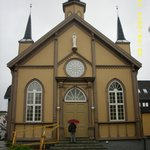 Tromso Catholic Church Var Frue Kirke