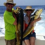 Fantastic Day Fishing with My Wife