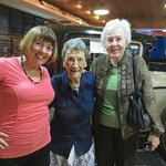 My wife Karen, Mrs. Shirley Stone & Mother-in-Law Helen Reneau
