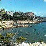 cap salou beach