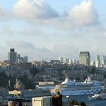Rooftop view_Erboy Hotel above Paşazade, Istanbul