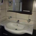 Sink and vanity unit