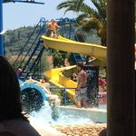 Kiddies slides