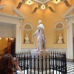 Statue of General Washington