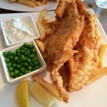 Fish and Chips :)