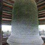 The biggest bell you ever did see!