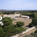 le monastère côté temporel