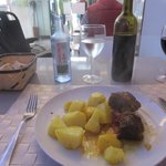 "Light Lunch"" at The Pension Girasol"