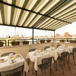 Hotel Corallo Roma - Terrazza