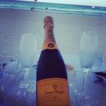 Jazz dinner on the beach!