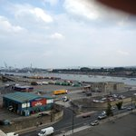 The Port of Dublin.