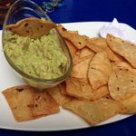 best chips and Guac I've ever had!
