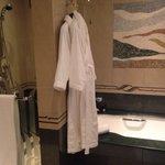 Loved the bathrobes