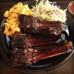 Ribs and 2 sides