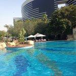 More than 3 large big swimming pool.. Goo goo