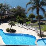 Pileta Hotel El Dique