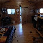 interior cabin setup