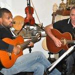 Adjo Vistu and the other musician - fantastic.