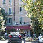 Montecatini Hotelfront