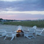 beach house grill fire pit