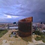 Storm Clouds over Las Vegas