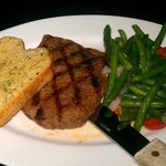 Lunch steak