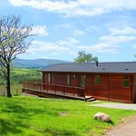 Lodge & view