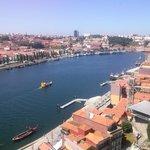 Vista do Porto-Rio Douro