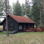 Cosmo Gordon cabin