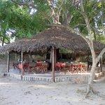 Restaurant im Hauptcamp