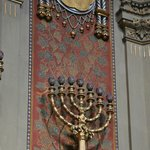 Jewish artifacts in the Spanish Synagogue