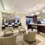 Tech/Business Lounge
