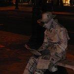 street entertainers, fun!